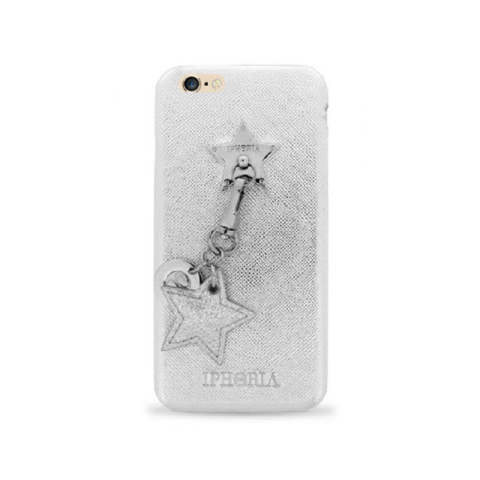 Star Lining Case Silver for iPhone 7/8