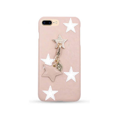 Lining Case Stars Nude for iPhone 7Plus/8Plus