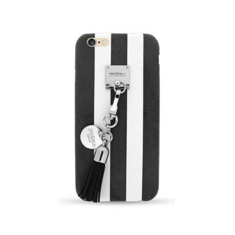Black & White Lining Case for iPhone 7/8