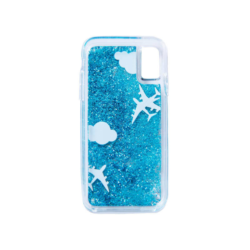 Liquid Case for Apple iPhone X/XS - Fly Away