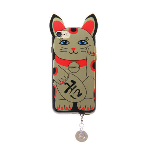 Case for Apple iPhone 7 / 8 - Golden Lucky Cat