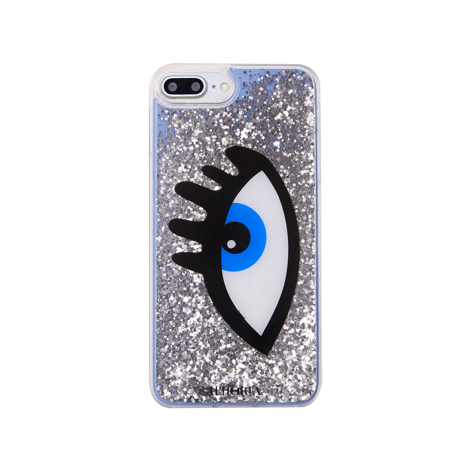 Liquid Case for Apple iPhone 7+/8+ - Blue Eye