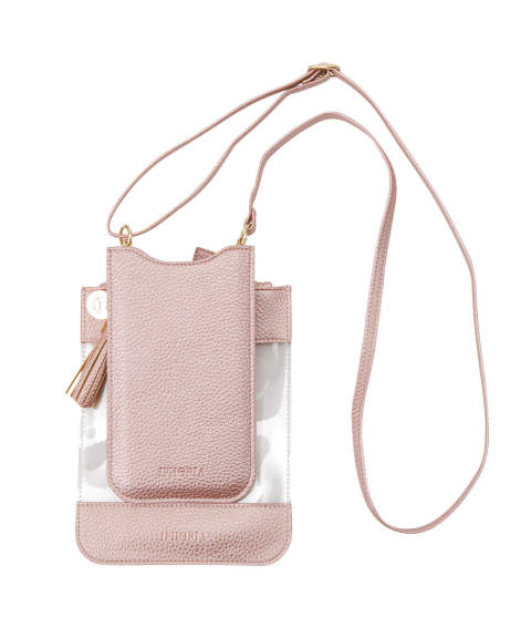 b969c573b7 Necklace Sleeve Case for Apple iPhone 6/7/8/X/XS/XR - Rose with Bag