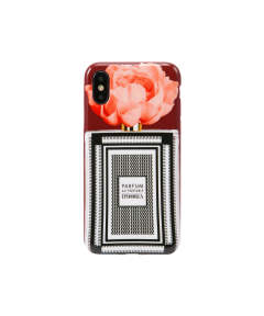 Case for Apple iPhone X/XS - Perfume Flower 1001 Nights