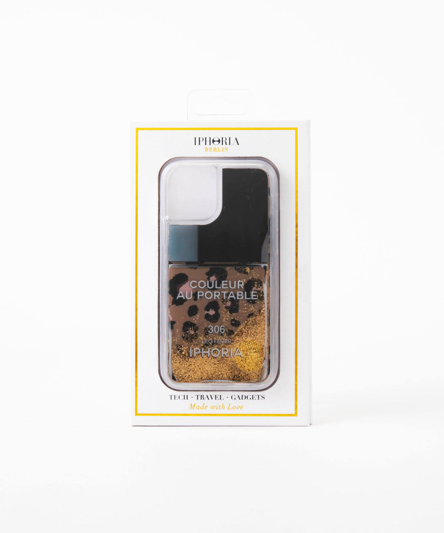 Liquid Case for Apple iPhone 11 Pro - Leo Nailpolish