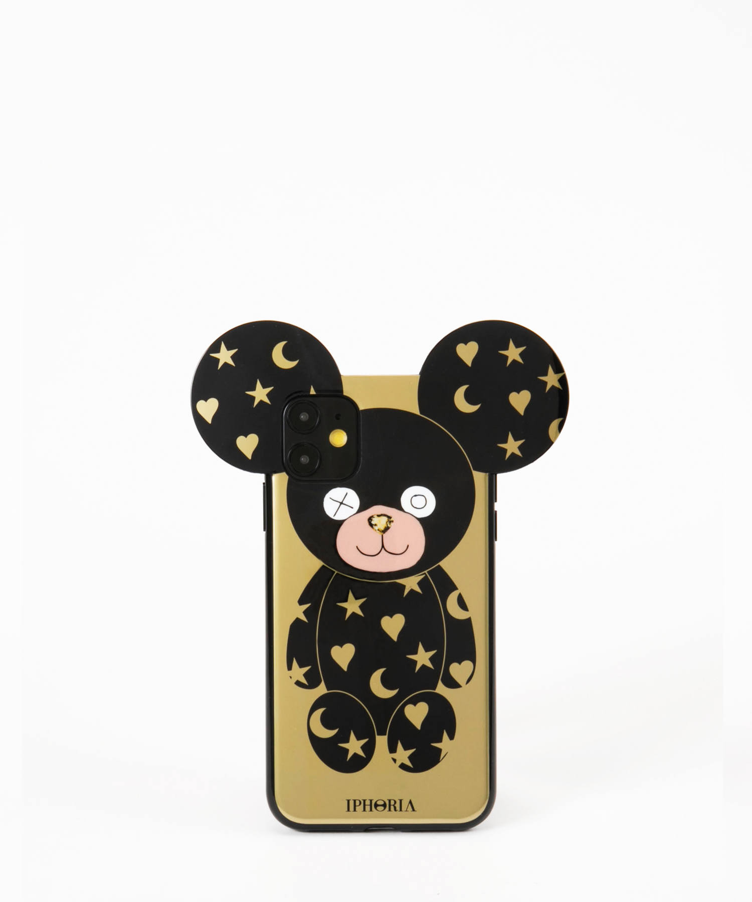 Case for Apple iPhone 11 - Teddy Golden Nightsky