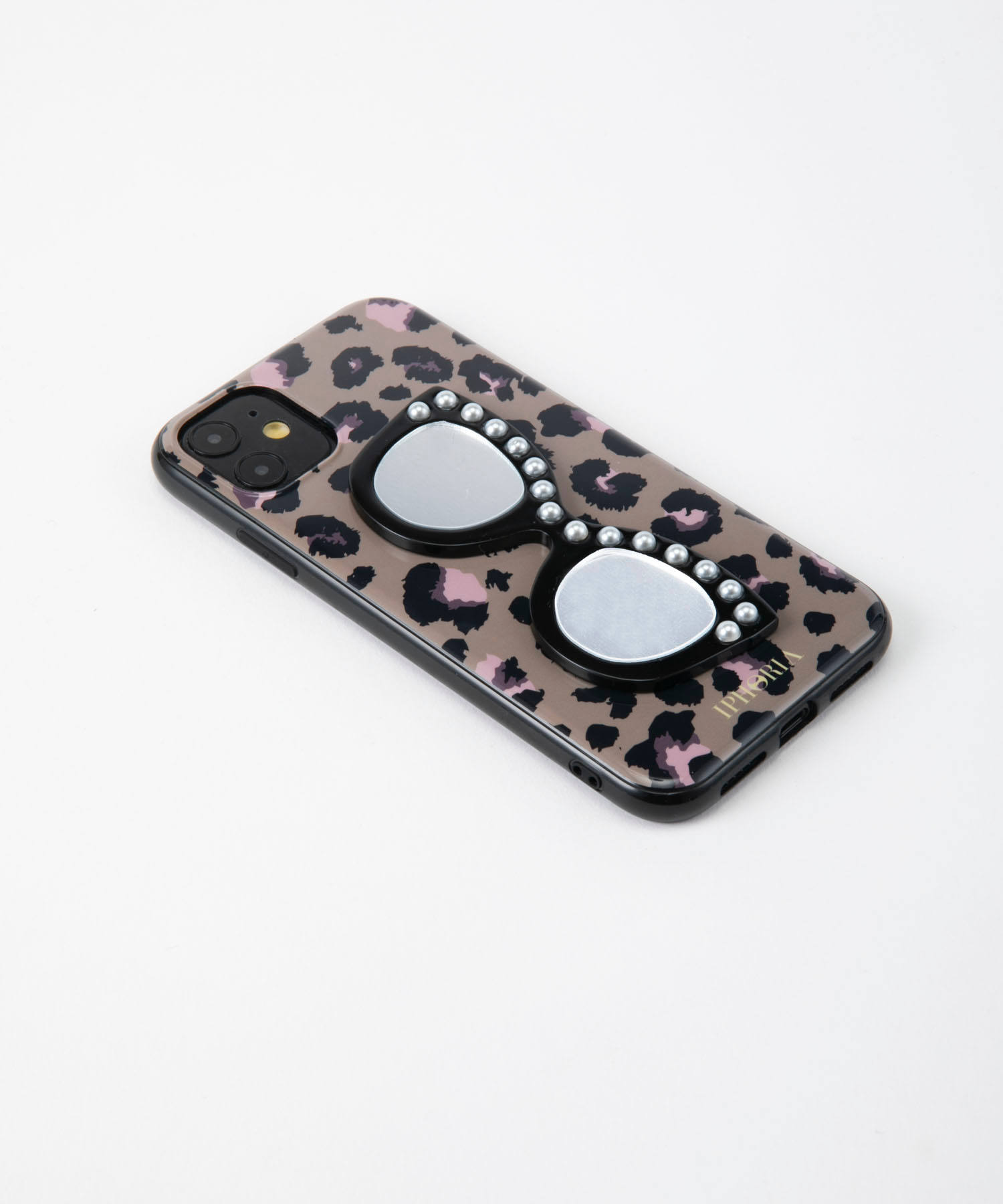 Case with Mirror for Apple iPhone 11 - Leo Sunglasses