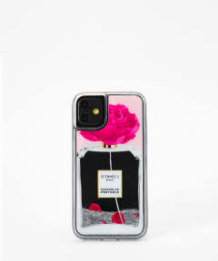 Revival Liquid Case for Apple iPhone 11 - Perfume Flower Pink