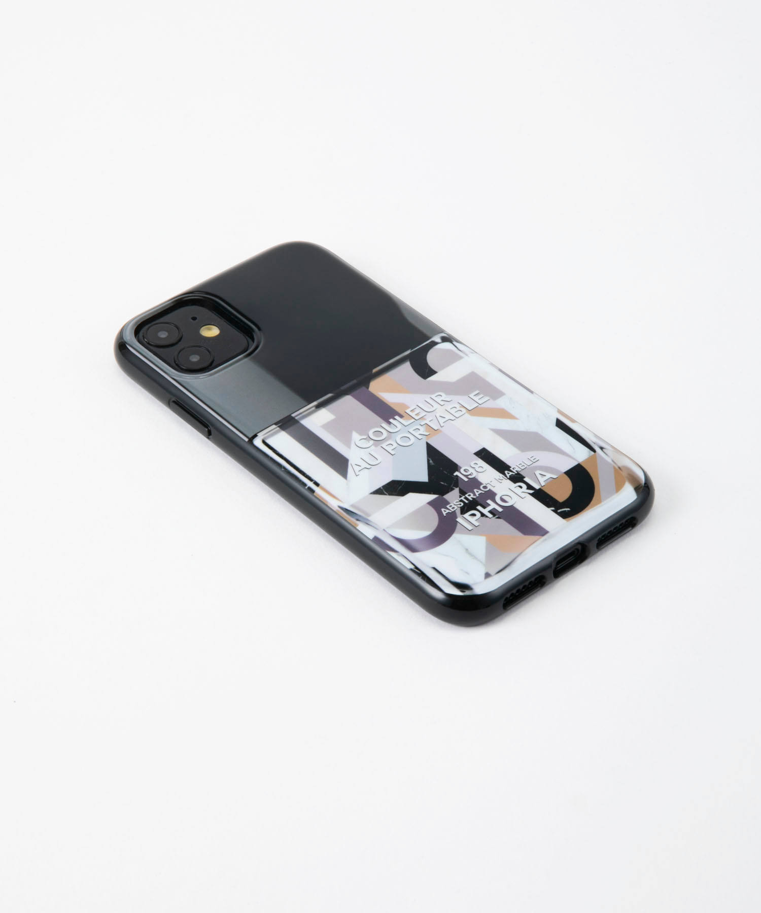 Case for Apple iPhone 11 - Nailpolish Abstract Marble