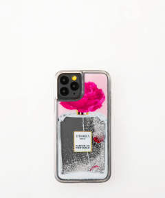 Revival Liquid Case for Apple iPhone 11 Pro - Perfume Flower Pink